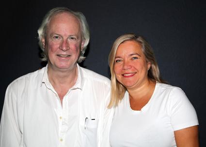 John Virkmann og Gitte Virkmann